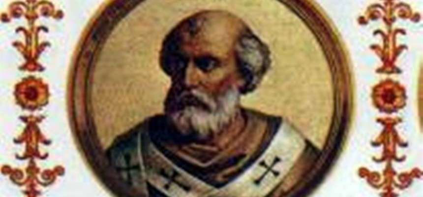 """POPE EUGENIUS II, THE """"FATHER OF THE PEOPLE"""""""